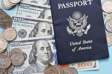 Hành khách bỏ lại gần một triệu USD khắp các sân bay Mỹ