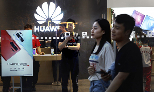 Hơn 140 công ty Trung Quốc bị Mỹ đưa vào danh sách đen