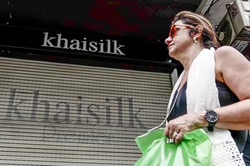 Đã khởi tố vụ Khaisilk bán hàng Trung Quốc gắn mác 'made in Vietnam'