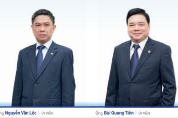 2 thành viên HĐQT BIDV thôi nhiệm