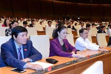 Quốc hội xin ý kiến đại biểu về thời gian cấm bán rượu, bia