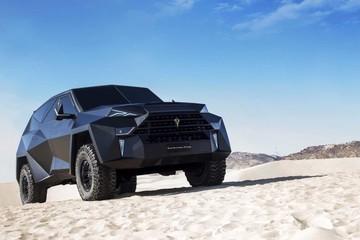 Chiếc SUV đắt nhất thế giới, giá 1,9 triệu USD