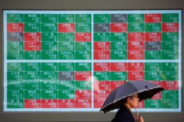 Chứng khoán châu Á thận trọng trước khả năng Fed sắp hạ lãi suất