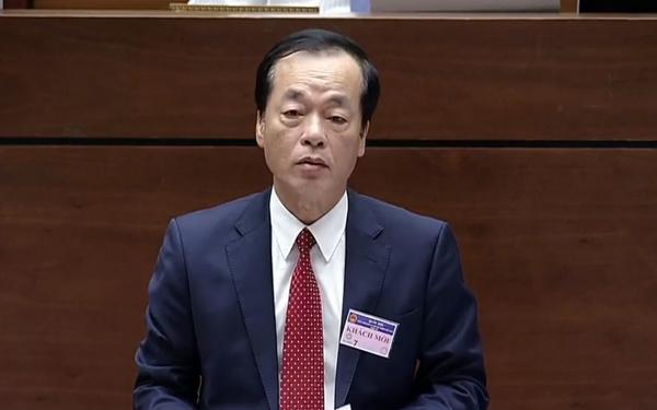 Bộ trưởng Xây dựng: Trách nhiệm xử lý vi phạm ở 8B Lê Trực, HH Linh Đàm là của Hà Nội