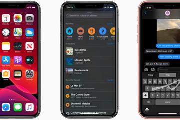 Những smartphone được nâng cấp iOS 13: Không có iPhone 6 và 6 Plus