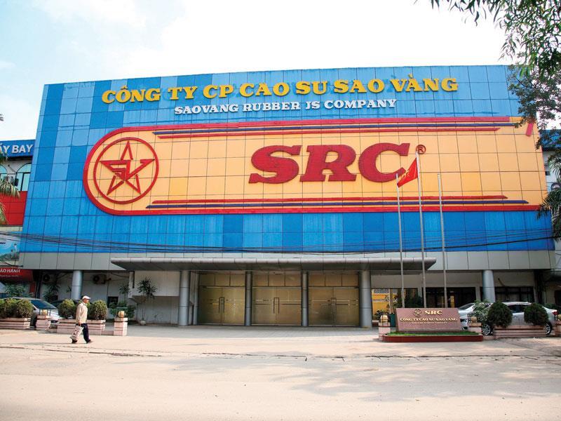 Vinachem đấu giá thành công cổ phần Cao su Sao Vàng, thu về 195 tỷ đồng
