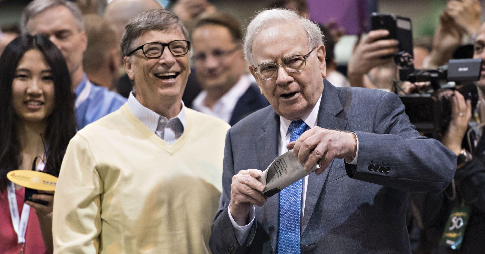 Bill Gates: Bí quyết thành công của Warren Buffett là 'điều ai cũng có thể làm'