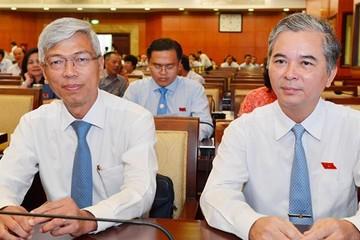UBND TP HCM chính thức có 2 phó chủ tịch mới