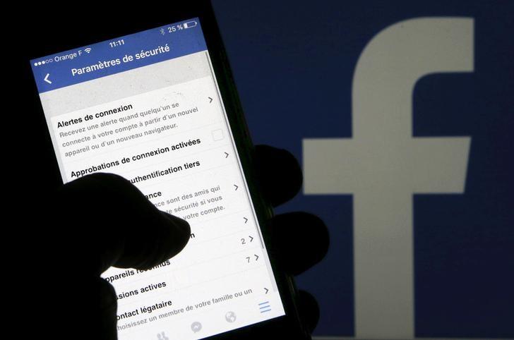 Vốn hóa thị trường Facebook, Google 'bốc hơi' gần 100 tỷ trong một ngày