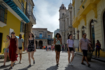 Mỹ tăng cường cấm vận Cuba vì 'gây bất ổn'