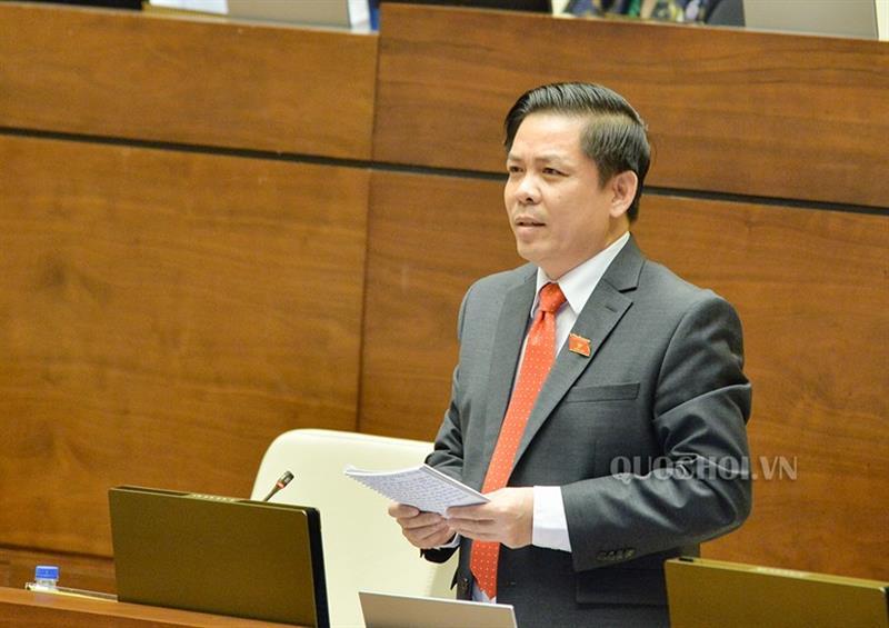 Bộ trưởng Giao thông và đại biểu tranh luận việc cản trở kiểm toán dự án BOT
