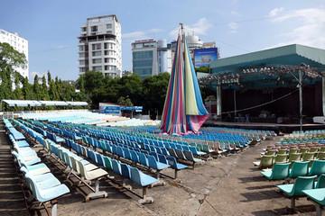 Dự án bãi đậu xe ngầm sân khấu Trống Đồng thoát 'án tử'