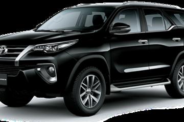 Toyota công bố giá bán Fortuner lắp ráp tại Việt Nam
