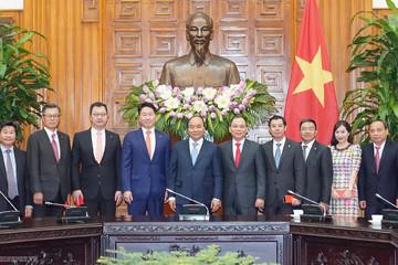 Thủ tướng mong SK và Vingroup hợp tác có những sản phẩm mới