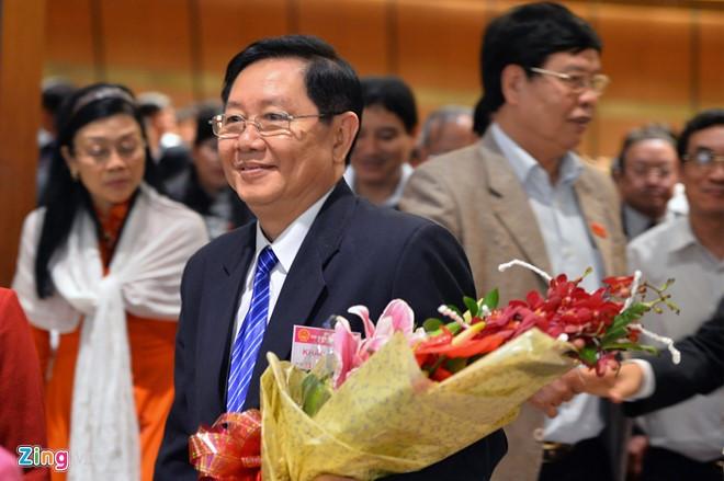 Bộ trưởng Nội vụ nói về việc ông Đoàn Ngọc Hải xin từ chức