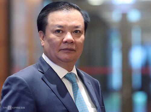 Ông Đinh Tiến Dũng: 'Uỷ ban Chứng khoán thuộc Bộ Tài chính là phù hợp'