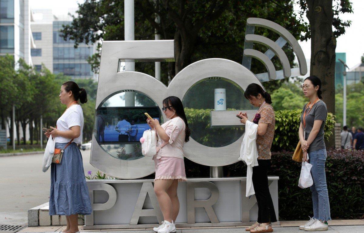 Trung Quốc chính thức bước vào kỷ nguyên 5G