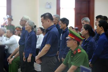 Phúc thẩm đại án DongA Bank: Bác kháng cáo kêu oan của Vũ 'nhôm'
