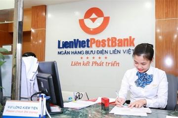 LienVietPostBank sẽ tăng vốn thêm 10% trong năm 2019
