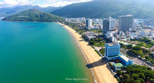 Bình Định sẽ chi hàng trăm tỷ đồng để di dời khách sạn bên bờ biển