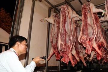 Ngăn chặn dịch tả lợn châu Phi xâm nhập TP HCM