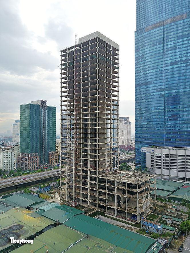 Lãnh đạo Vicem nói gì việc bán tháp nghìn tỷ tại Hà Nội?