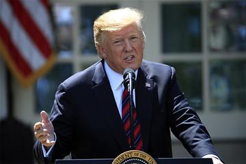 Tổng thống Trump tố Facebook, Google 'phân biệt đối xử'