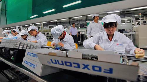 iPhone có thể không được sản xuất ở Trung Quốc