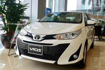 Đại lý đua nhau giảm giá ôtô tháng 6 tại Việt Nam
