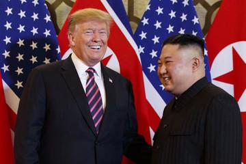 Trump nhận thêm 'lá thư tốt đẹp' từ Kim Jong-un