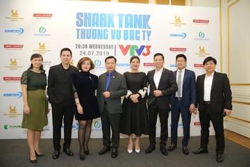 Nữ doanh nhân U60 ngồi 'ghế nóng' Shark Tank Việt Nam mùa 3