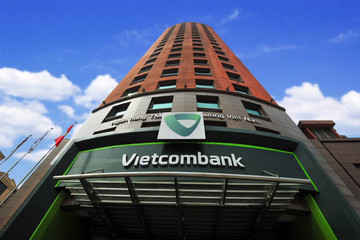 Vietcombank nới hạn mức giao dịch trực tuyến lên 2 tỷ đồng/ngày