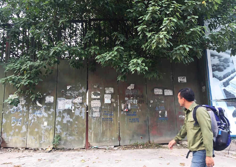 [Ảnh] Cận cảnh dự án 2.700 tỷ bỏ hoang nhiều năm vừa được VICEM xin bán