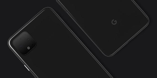 Google tiết lộ hình ảnh đầu tiên về smartphone Pixel 4