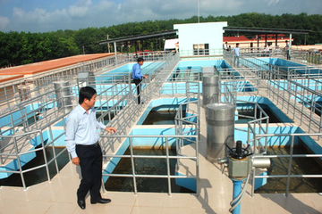BWE, TDM muốn mua trọn lô 84% cổ phần Cấp nước Bình Phước