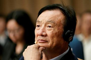 CEO Huawei nói đã đánh giá thấp lệnh cấm của Mỹ
