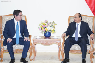 Tập đoàn Philippines muốn đầu tư phát triển ngành chè của Việt Nam