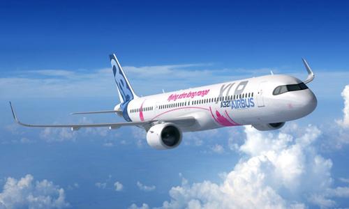 Airbus giành đơn hàng 100 máy bay trước Boeing tại Paris Air Show