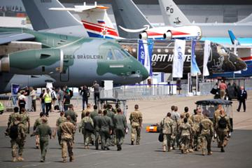 Boeing và chiến tranh thương mại phủ bóng Paris Air Show