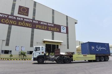 Sau chấm dứt hoạt động loạt chi nhánh, Hoa Sen 'khai tử' công ty vận tải