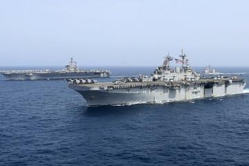 Mỹ điều thêm 1.000 quân tới Trung Đông đối phó Iran