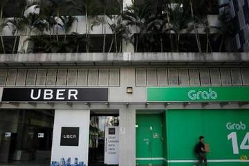 Hội đồng Cạnh tranh bác đề nghị xử phạt vụ Grab mua lại Uber
