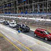 [Ảnh] Bên trong nhà máy sản xuất 38 ôtô mỗi giờ của VinFast