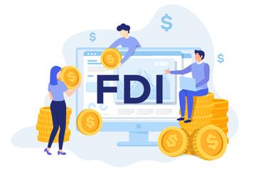 [Infographic] Vốn FDI 5 tháng cao nhất trong vòng 4 năm