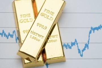 Vàng lên đỉnh hơn 5 năm khi Fed phát tín hiệu sắp hạ lãi suất