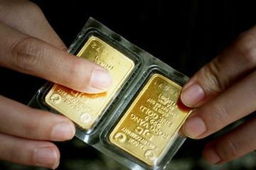 Vàng miếng SJC tăng mạnh, vượt 38 triệu đồng/lượng