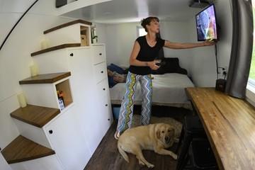Nhà nhỏ xinh - xu hướng sống tối giản mới của người Mỹ
