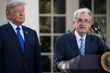 Trump tin ông có thể giáng chức chủ tịch Fed
