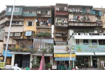 Bộ Xây dựng trả lời về công tác quy hoạch xây dựng và cải tạo chung cư cũ