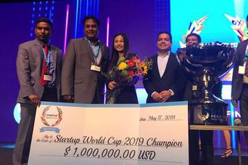 Báo Nhật nói gì về startup Việt vừa vô địch giải thưởng khởi nghiệp quốc tế?